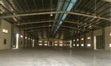 Cho thuê kho xưởng DT 2200m2, 3360m2, 5000m2, 20.000m2 KCN Đại Đồng