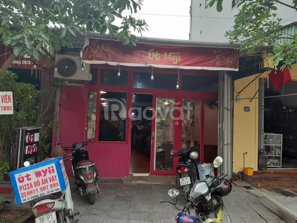 Máy tính tiền dành cho quán ăn vặt tại Hà Tĩnh