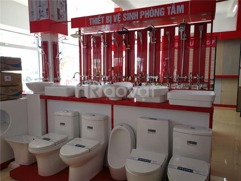 Tìm đại lý phân phối phụ kiện TBVS, nhà tắm tại tất cả tỉnh thành