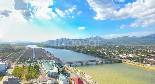 Cần bán lô đất Block cam tại khu đô thị Nam sông Cái Nha Trang