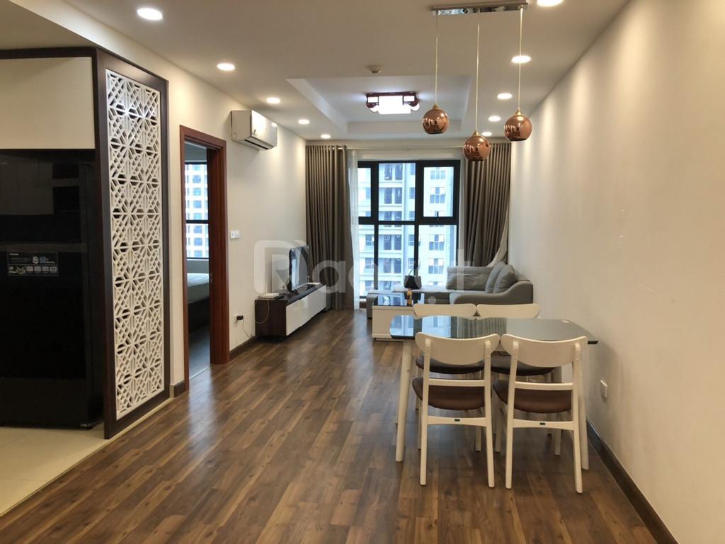 Căn hộ 2 phòng ngủ chung cư Goldmark City full nội thất giá rẻ