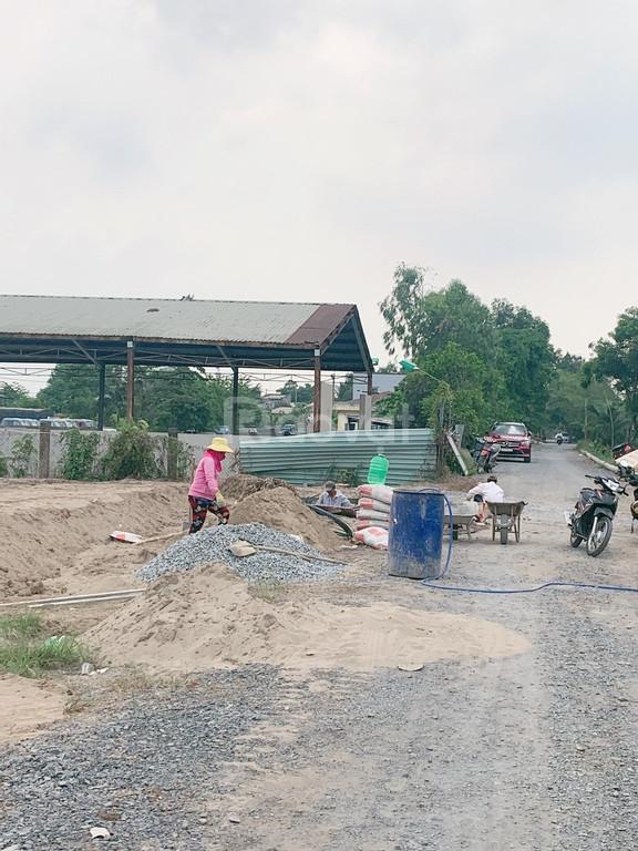 Bán đất thổ cư giá rẻ ở xã Bình Lợi huyện Bình Chánh