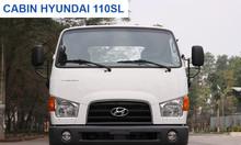 Hyundai 110sl phiên bản thùng dài cải tiến - Hyundai Kinh Bắc