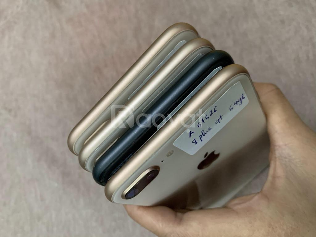 Điện thoại iphone 8PLUS QT 64gb hàng keng, nguyên áp, pin trâu