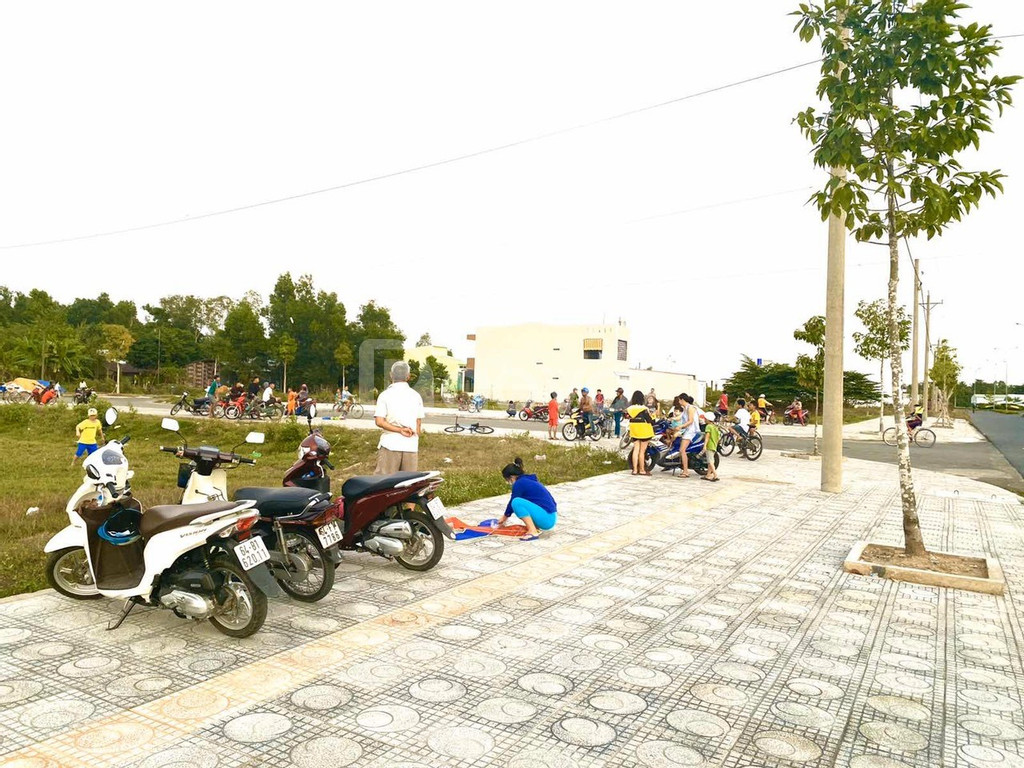 Đất nền trung tâm Tp Vĩnh Long, gần chợ, trường học