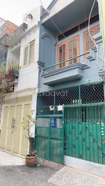 Bán nhà 1/ Lê Văn Thọ, đường trước nhà 4,5m thông xe hơi.