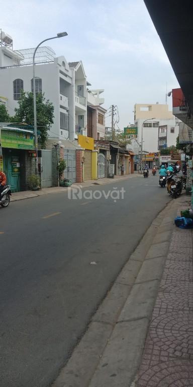 Cho thuê căn nhà 100m2 dg Nguyễn Văn Đậu,1T+Lửng+3L nhà mới xây
