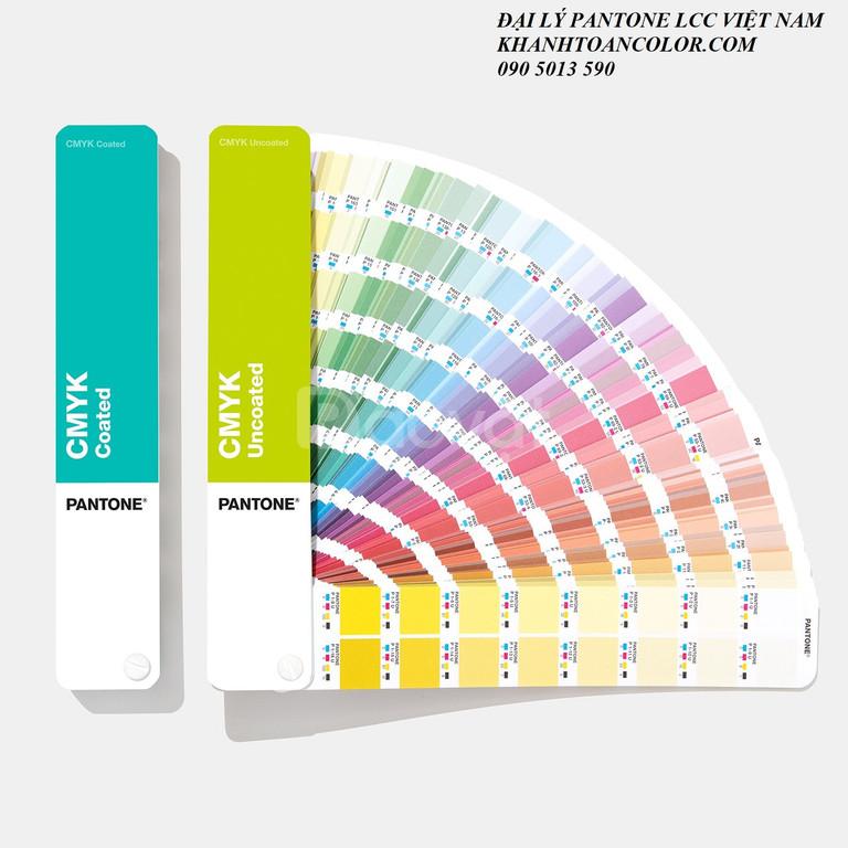 Cung cấp Pantone CMYK GP5101A Color Guide C & U (2019)