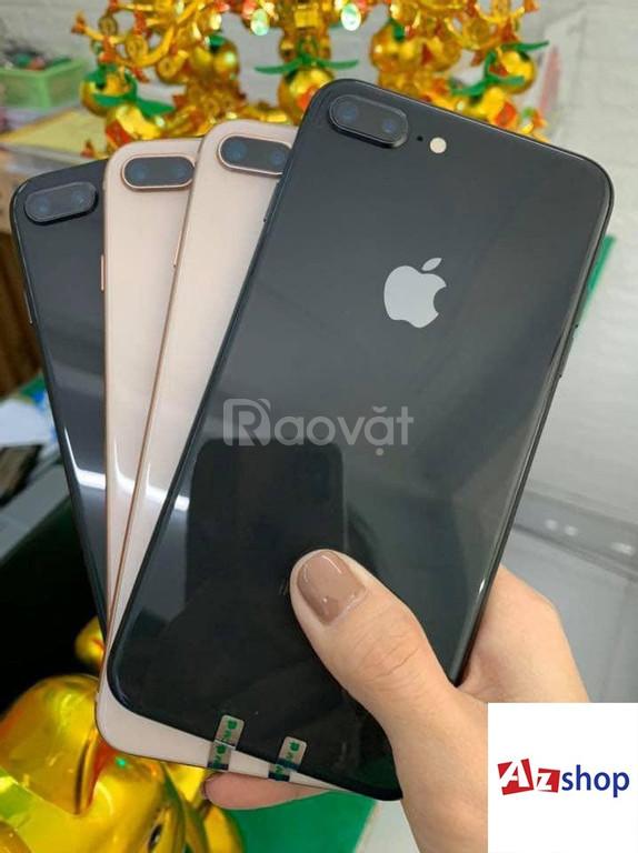 Cần bán iphone 8 plus 64gb (đen, vàng) - new 99%