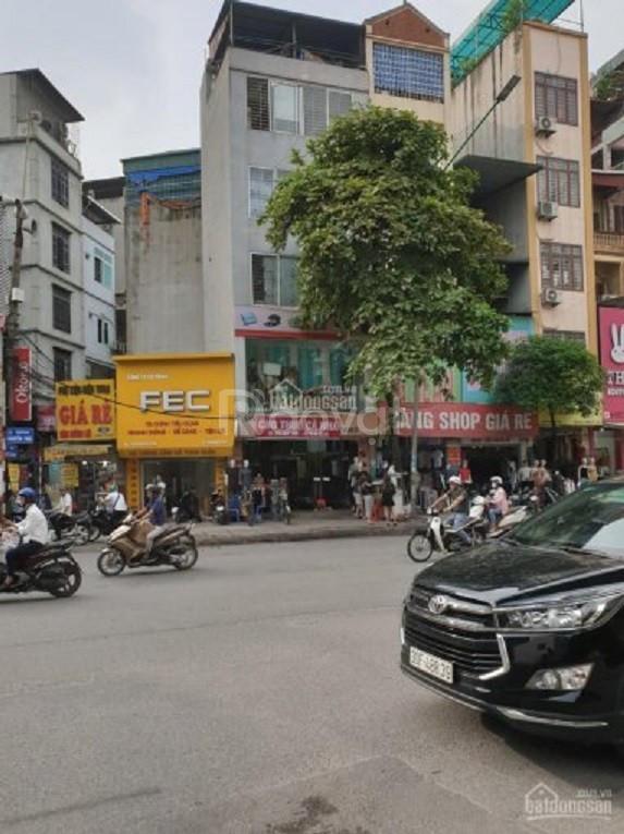 200 tr/m2 mảnh đất mặt phố Hoàng Quốc Việt, dt 140m, MT 8m, 29 tỷ