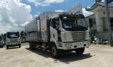Xe tải faw 8 tấn thùng 9m7 nhập khẩu chở pallet|Hỗ trợ trả góp