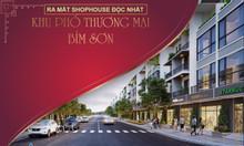 Bán nhà mặt phố đường quốc lộ 1 A Bỉm Sơn Thanh Hóa