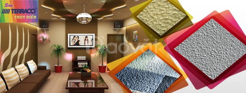 Bán sơn ngoại thất Terraco Maxilux cho tường giá rẻ nhất