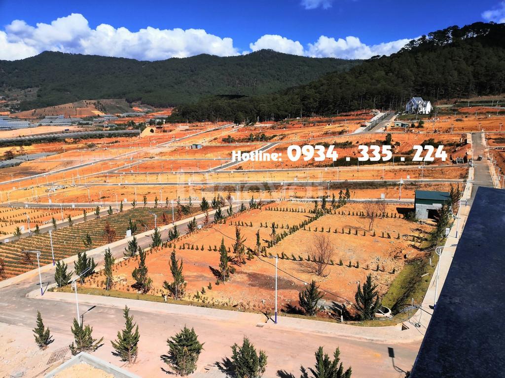 Dự án langbiang town - Lạc Dương - Lâm Đồng