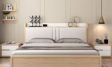 Giường phản kiểu nhật - giường ngủ kiểu nhật đẹp