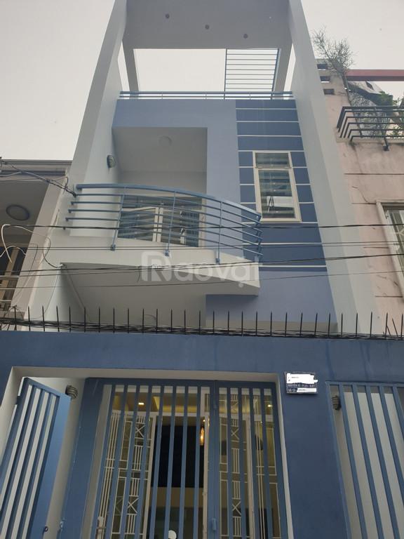Nhà hẻm xe hơi đường Nguyễn Xí, Bình Thạnh, 64m2