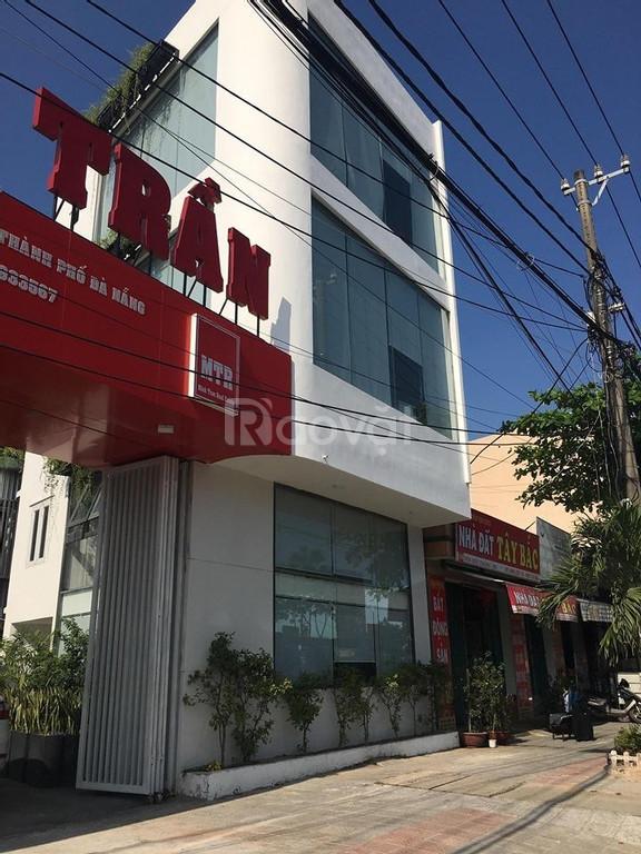 Cho thuê văn phòng mặt tiền đường Tôn Đức Thắng gần bến xe Đà Nẵng