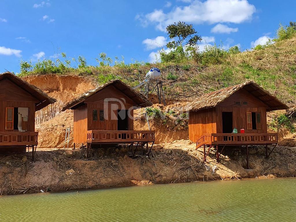 Tiền nhàn rỗi nên gửi tiết kiệm hay đầu tư đất ở trang trại Tân Lâm Ng