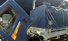 Xe tải 2t4 thùng 4m4 động cơ ISUZU
