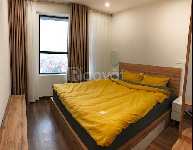 Bán căn hộ 78m2 thông thủy, full nội thất cao cấp, giá 2,4 tỷ