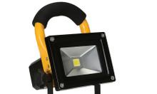 Đèn pha LED sạc 10W 20W xách tay chính hãng - Đại lý bán đèn pha led