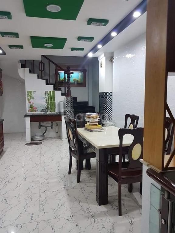 Bán gấp nhà hẻm Phạm Văn Hai, Tân Bình 48m2, 4 tầng, 4PN