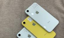 Điện thoại iphone XR quốc tế 64gb hàng  keng, sạc ít, như mới
