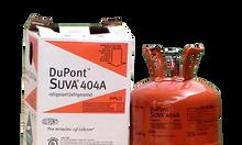 Gas lanh R404A Dupont; Gas lanh R134A Dupont; Gas lanh R407C Dupont