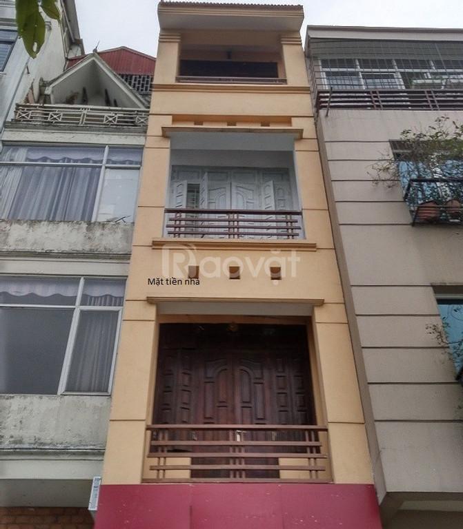 Bán nhà mặt phố Nguyễn Đình Thi Tây Hồ 50m MT 5m mặt phố ba mặt thoáng