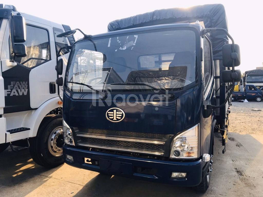 Xe tải faw máy nhập khẩu D4DB giá tốt 600tr bao cạnh tranh