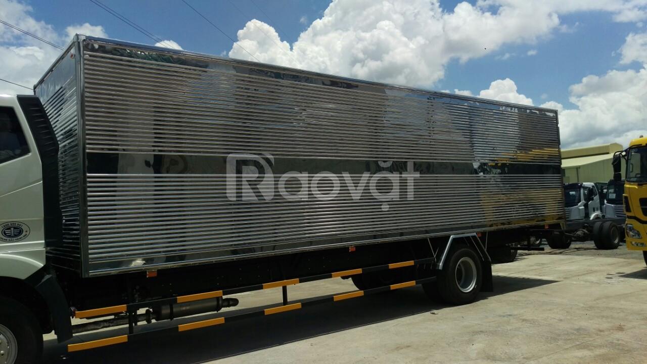 Bán xe tải faw 7.2 tấn thùng 9.7 mét nhập khẩu 2020