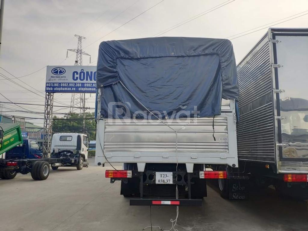 Bán xe tải faw 7.2 tấn thùng chở pallet 9.7 mét