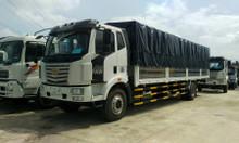 Xe tải faw 8 tấn thùng 9.7 mét nhập khẩu chở pallet