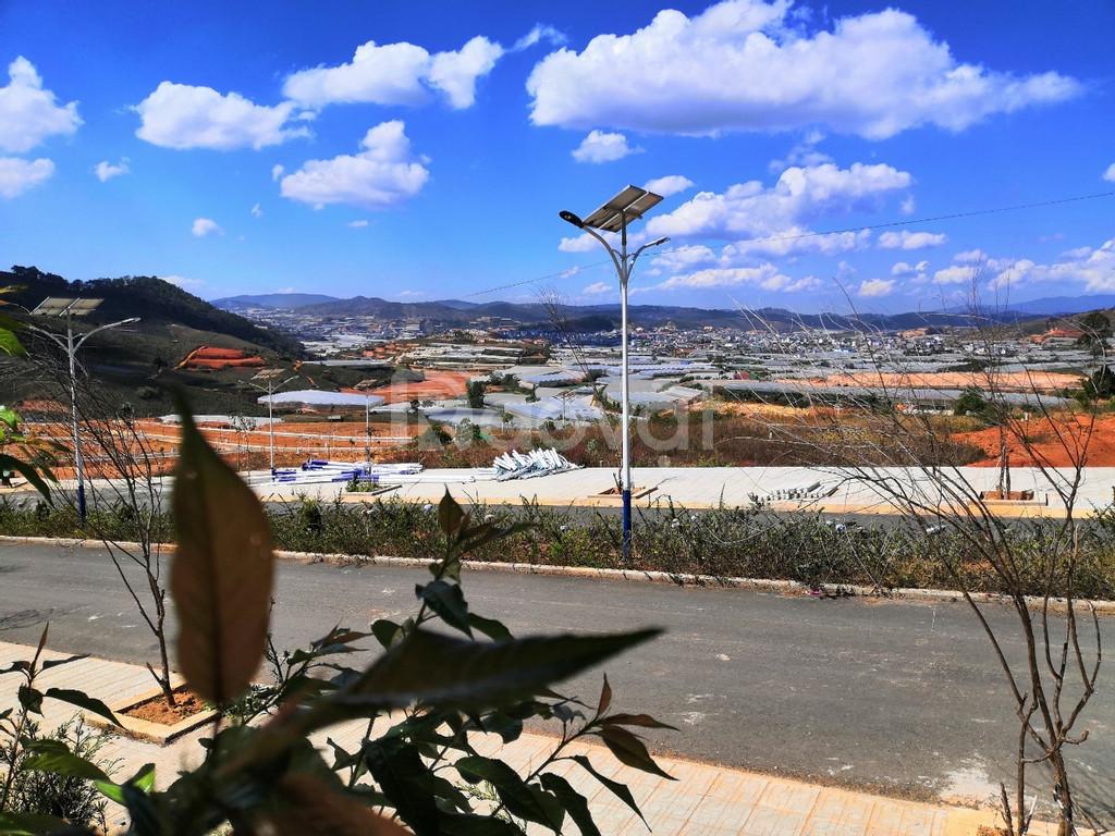 Bán đất nền dự án KĐT Vạn Xuân - Langbiang Town