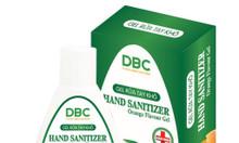 Gel rửa tay khô diệt khuẩn DBC 150ml