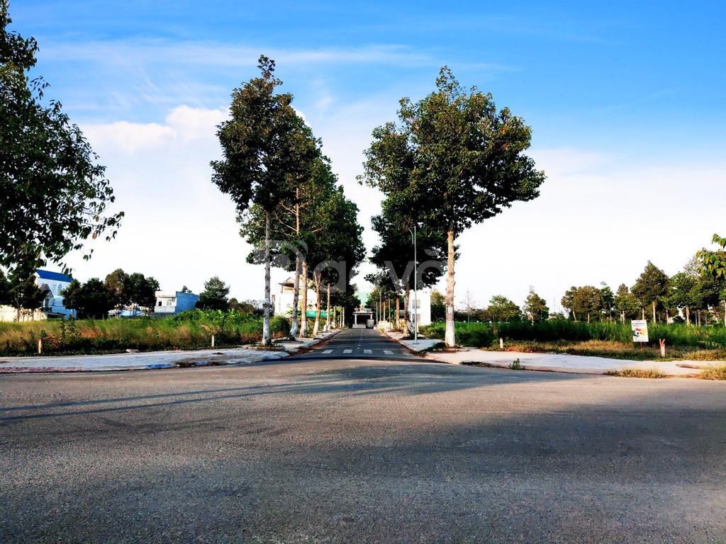 Đất nền góc lộ 25m trung tâm hành chính