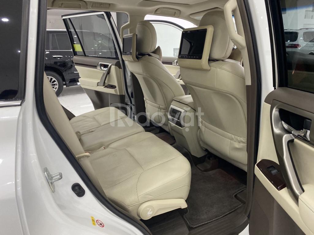 Bán Lexus GX460 bản full,sản xuất 2014,màu trắng,xe siêu mới.