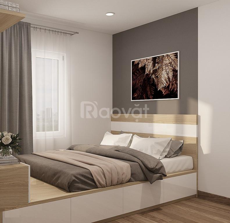 Giường giật cấp giá rẻ - Mẫu giường giật cấp đẹp hiện đại