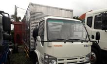 Bán xe tải isuzu vĩnh phát 1.9 tấn thùng 6m2 chở pallet|Hỗ trợ trả góp