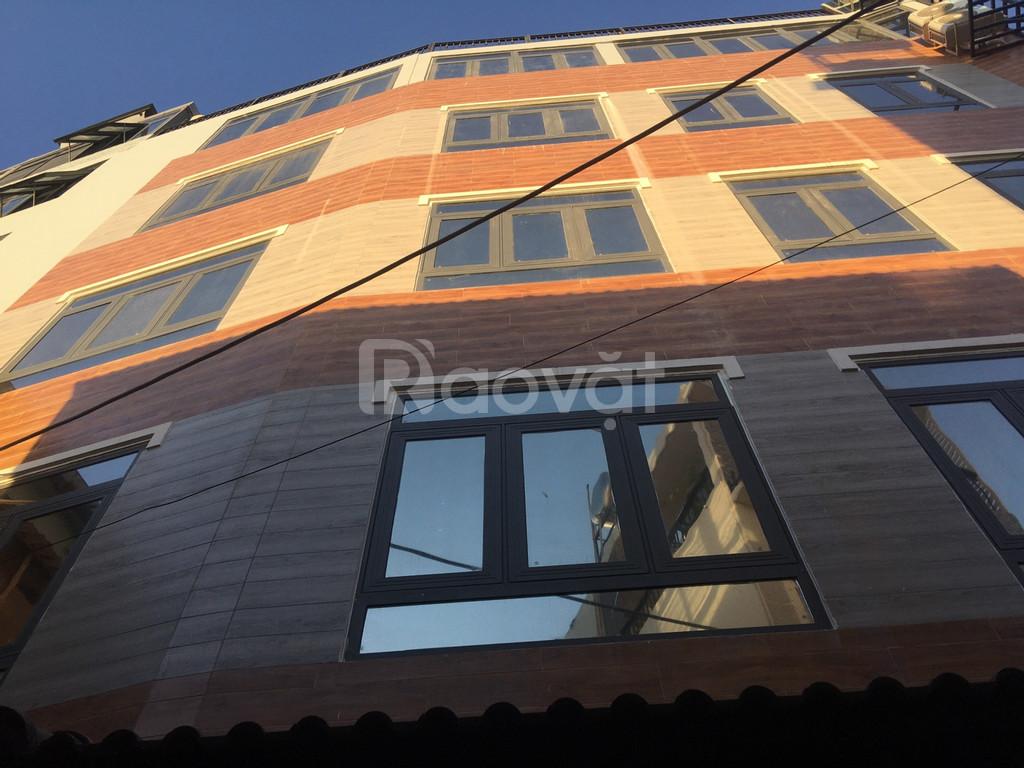 Cho thuê phòng CC và 2 MT tầng trệt kinh doanh, mới xây ở Bình Thạnh
