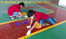 Sơn sàn epoxy kcc, sơn nền, sơn sàn nhà xưỡng giá rẻ