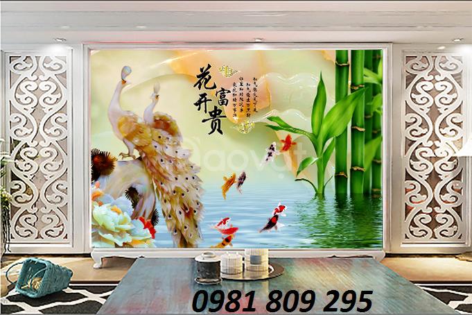 Trang trí phòng - tranh gạch