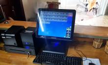 Tư vấn lắp đặt máy tính tiền cho quán trà chanh tại Rạch Giá, Hà Tiên