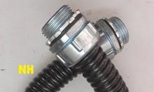 Ống luồn dây điện bọc nhựa và Ống ruột gà, ống xoắn bọc dây điện