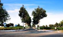 Nền góc lộ 25m trung tâm hành chính quận