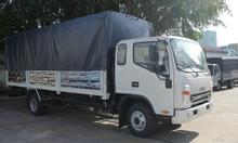 Xe tải jac 7 tấn thùng 6m2 động cơ cummin nhập 2020