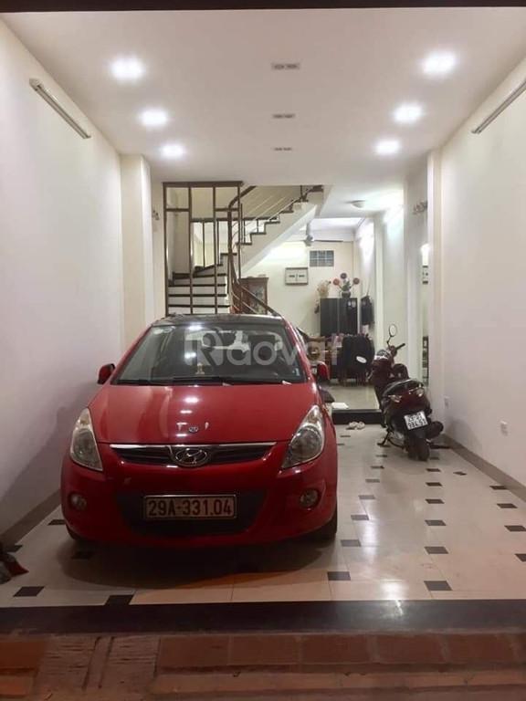 Bán nhà Tam Trinh47x4T, MT4m,KD giá 4.4 tỷ 0973470008