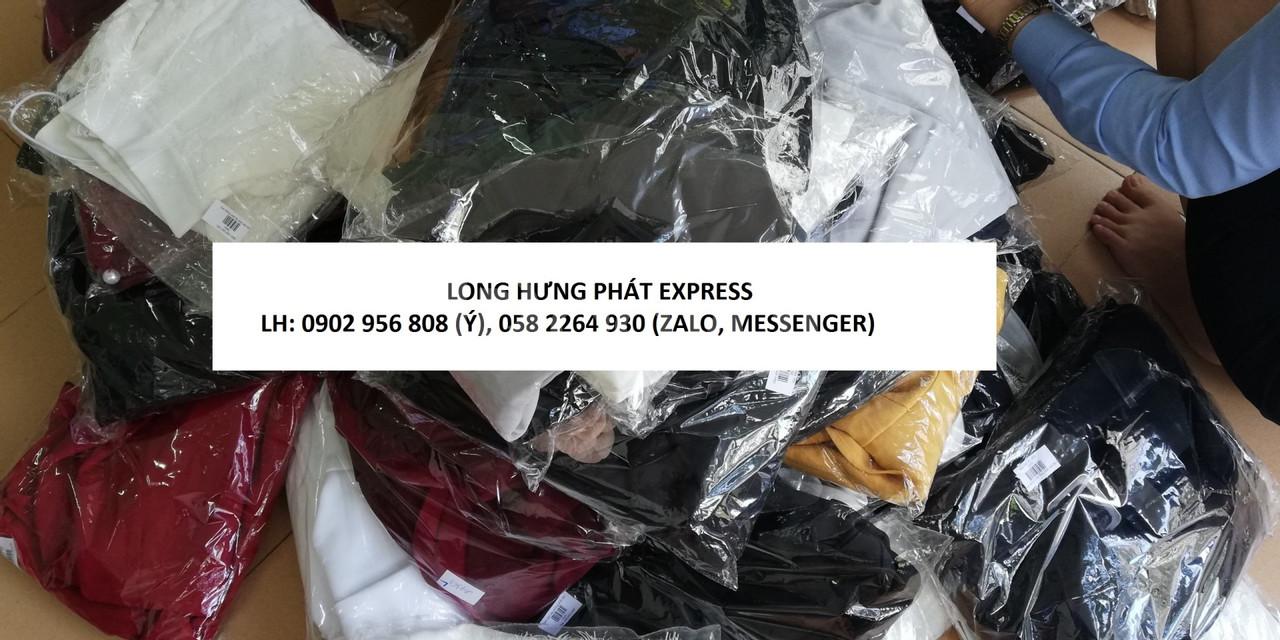Vận chuyển hàng hóa quốc tế từ Thành phố Hồ Chí Minh