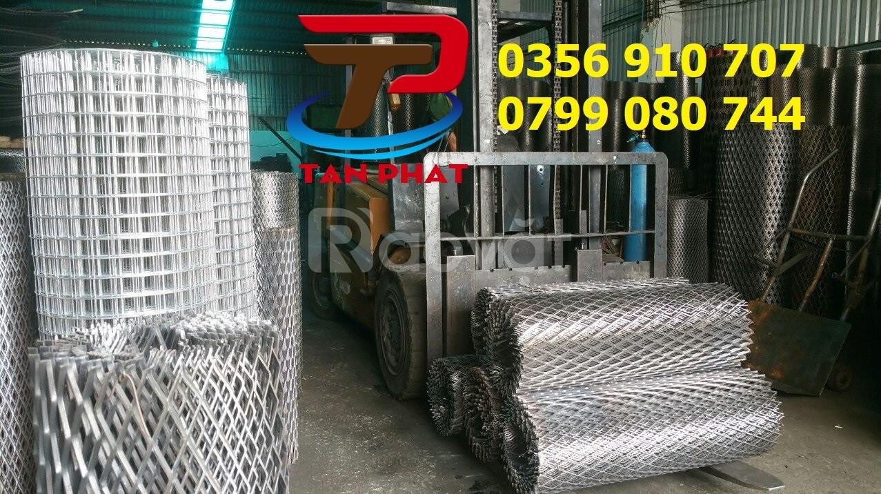 Lưới sắt hàn - hàng rào lưới thép