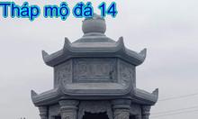 Mẫu tháp phật giáo - tháp mộ đá đẹp hiện nay